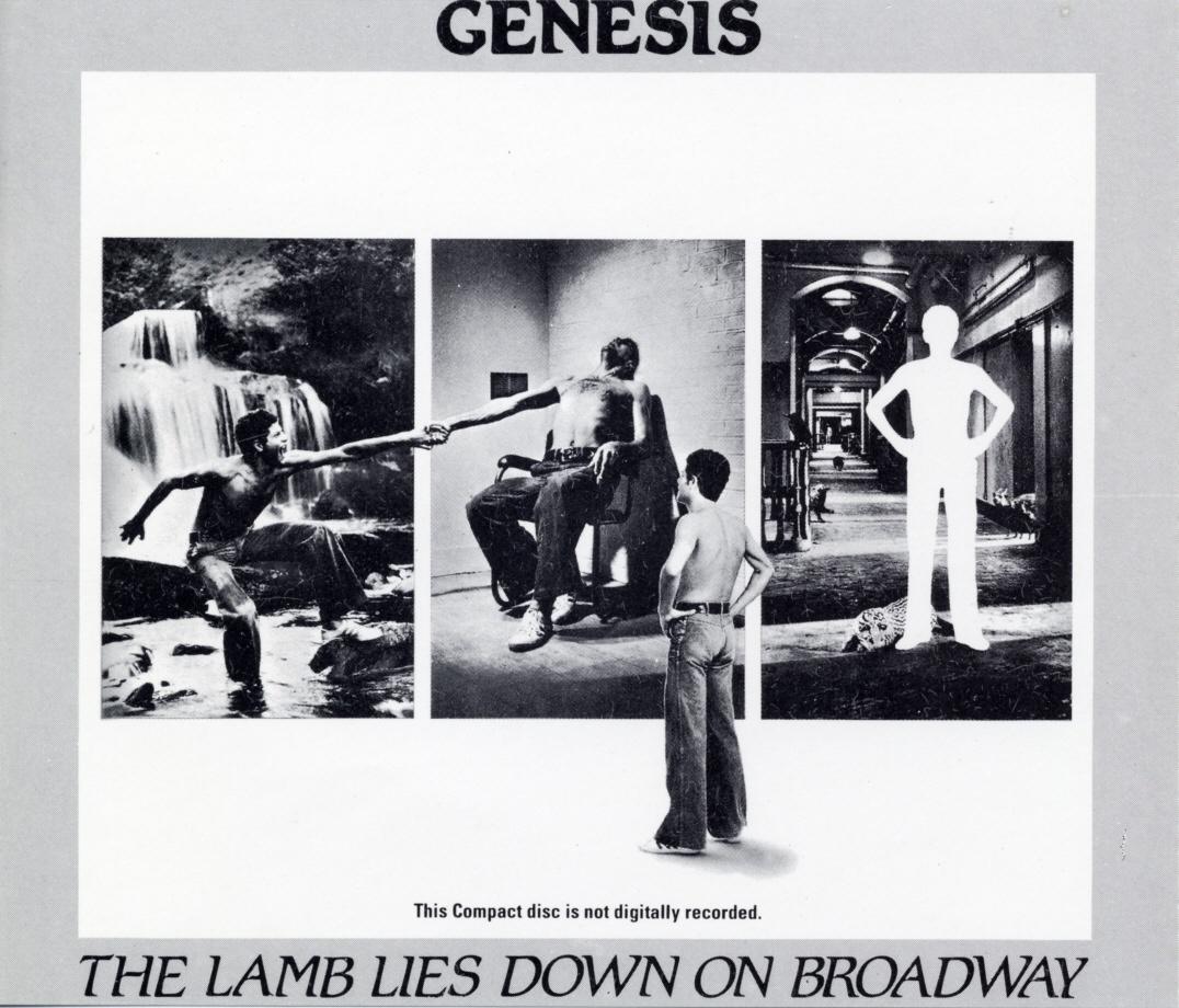 The lamb lies down on Broadway (Foto: Genesis)