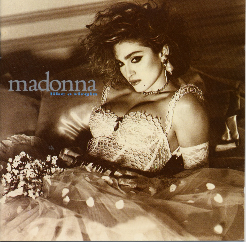 Cover: Material girl, Madonna