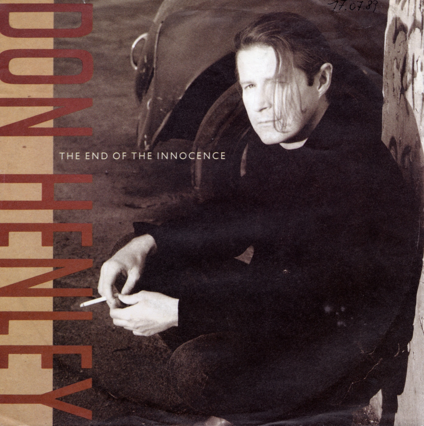 Cover: The end of the innocence, Don Henley