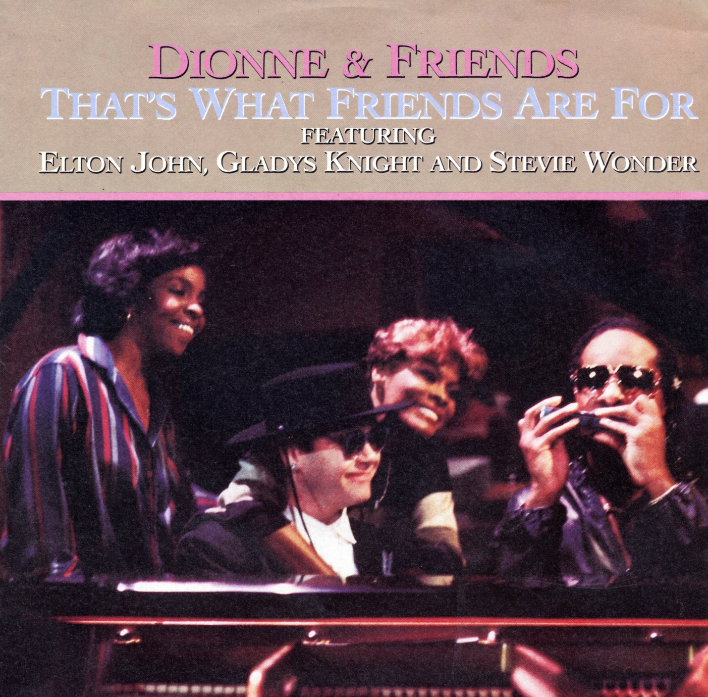 That's what friends are for (Foto: Dionne Warwick)