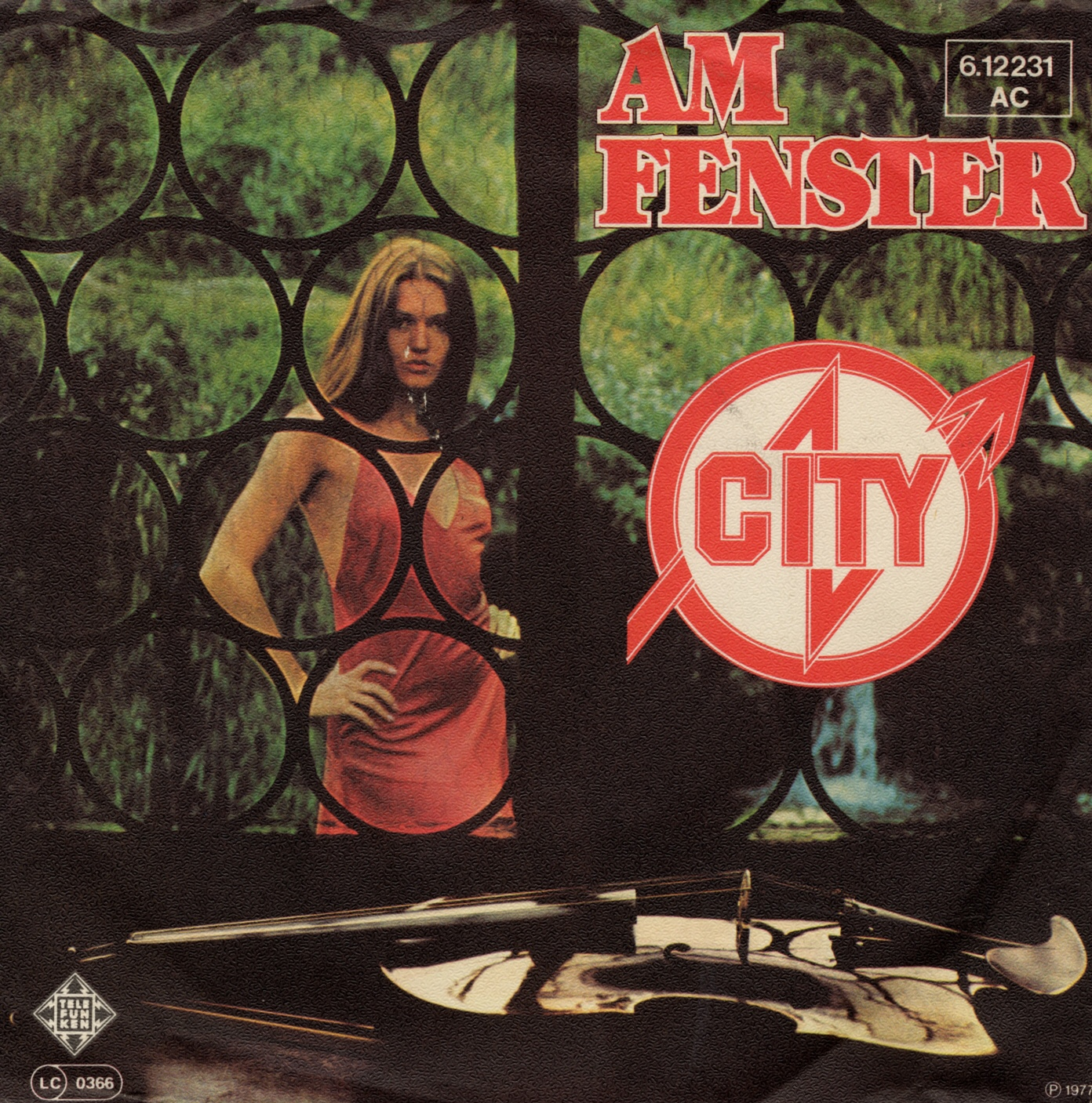 Cover: Am Fenster, City