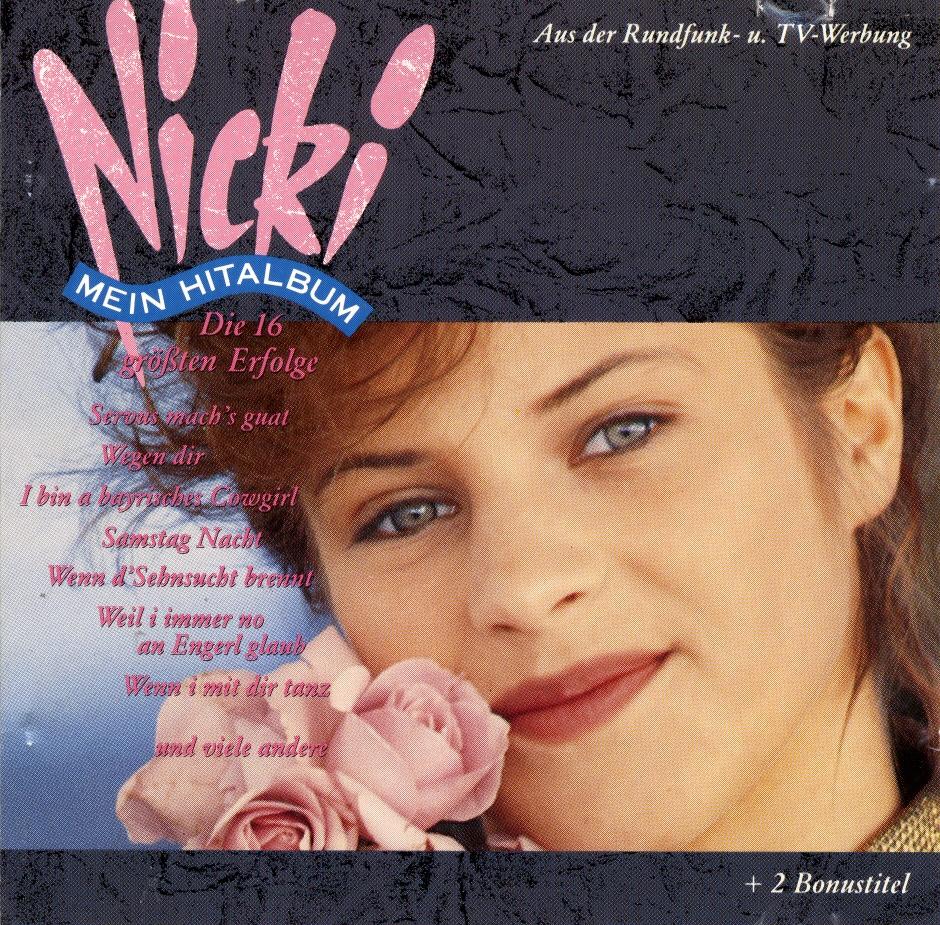 Cover: Wenn i mit dir tanz, Nicki