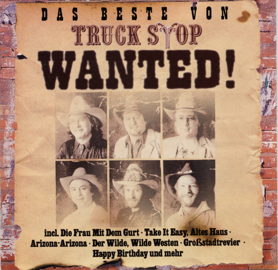 Cover: Ich möcht' so gern Dave Dudley hör'n, Truck Stop