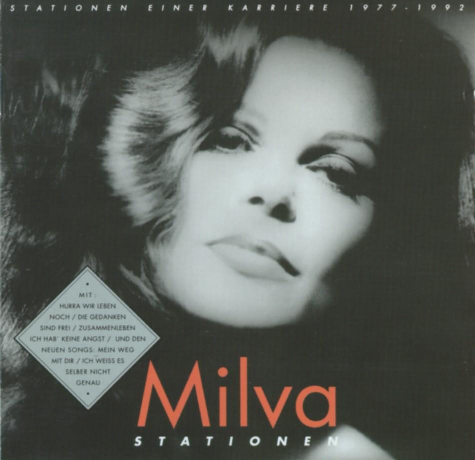 Cover: Wenn der Wind sich dreht, Milva