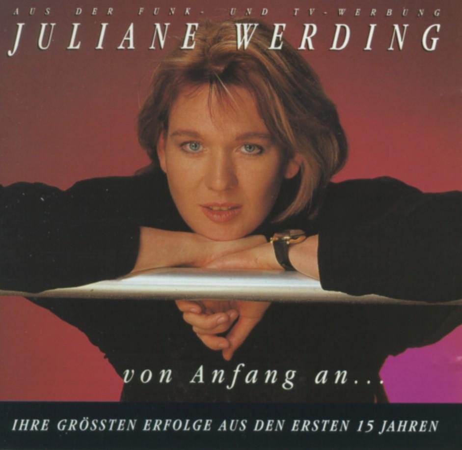 Cover: Nacht voll Schatten, Juliane Werding