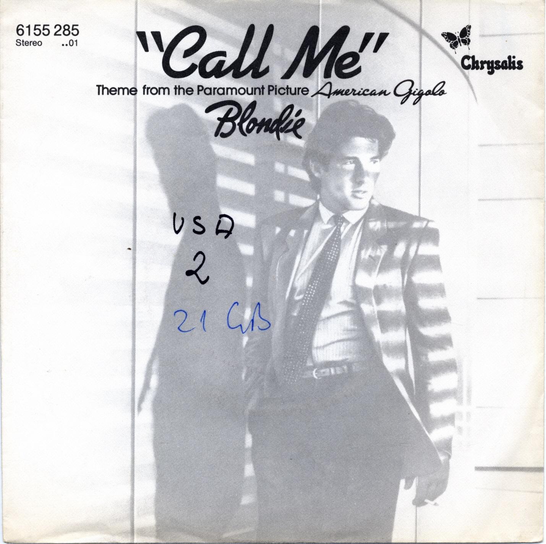 Call me (Foto: Blondie)