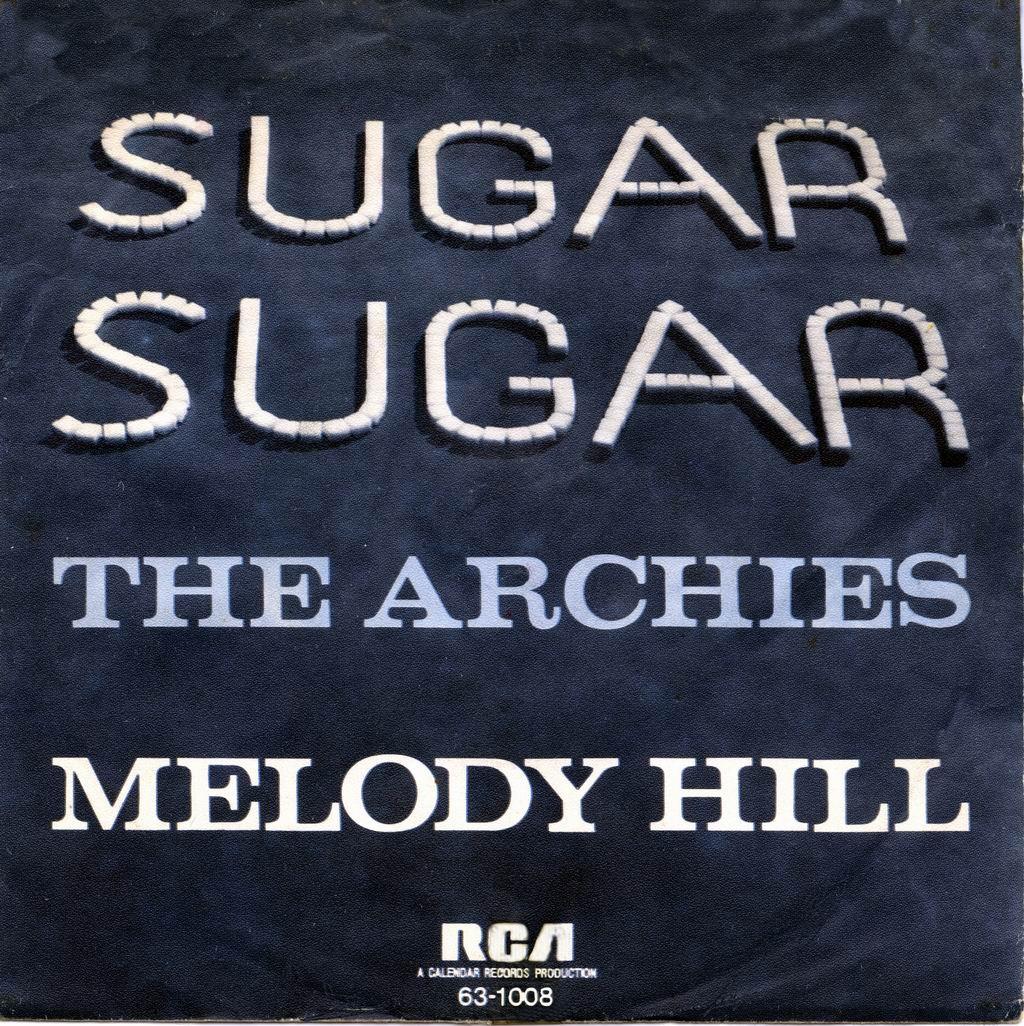 Sugar, sugar (Foto: The Archies)