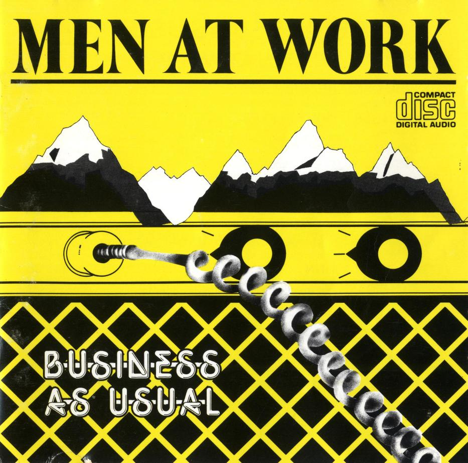 Cover: Down under, Men At Work