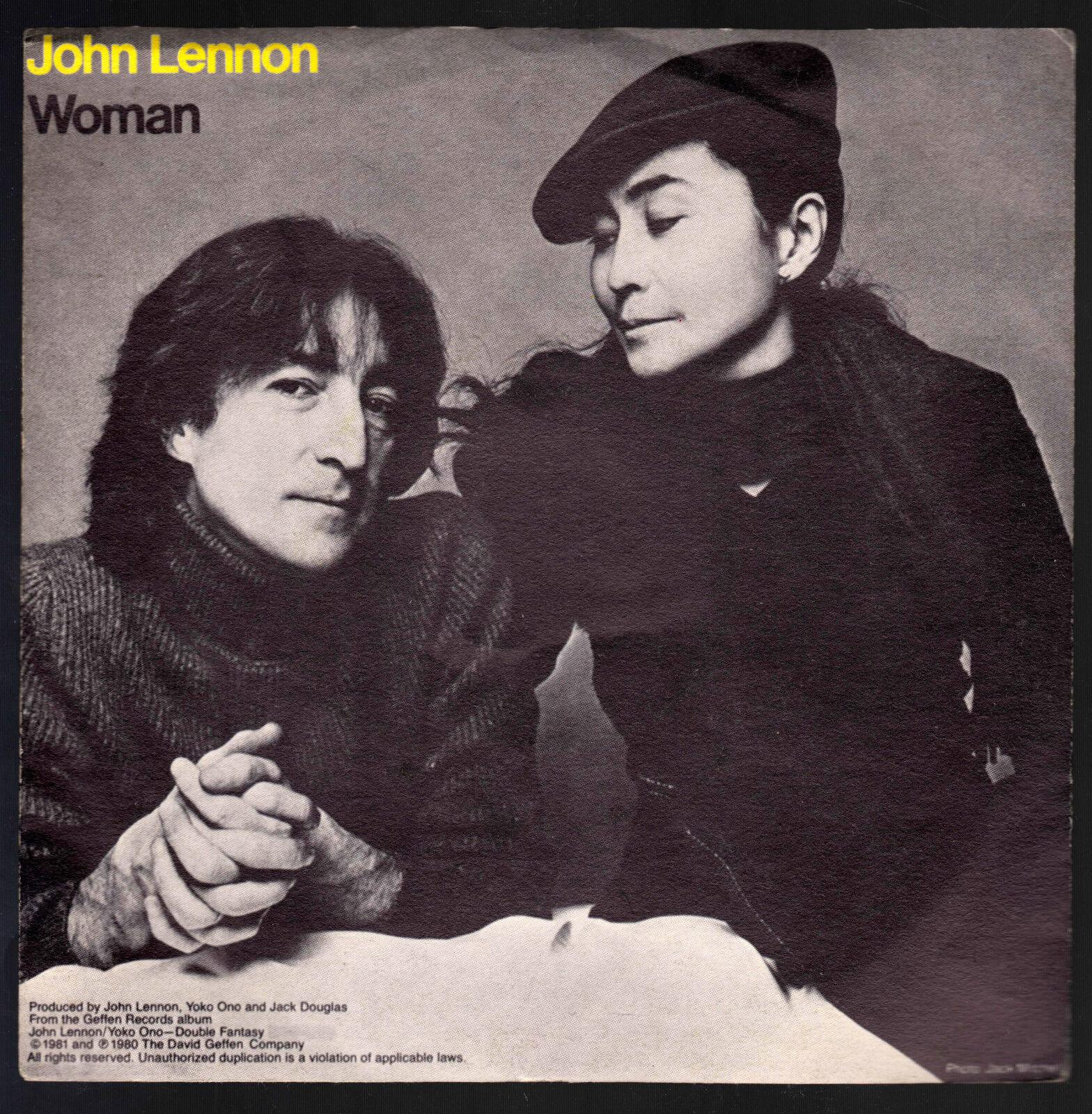 Cover: Woman, John Lennon