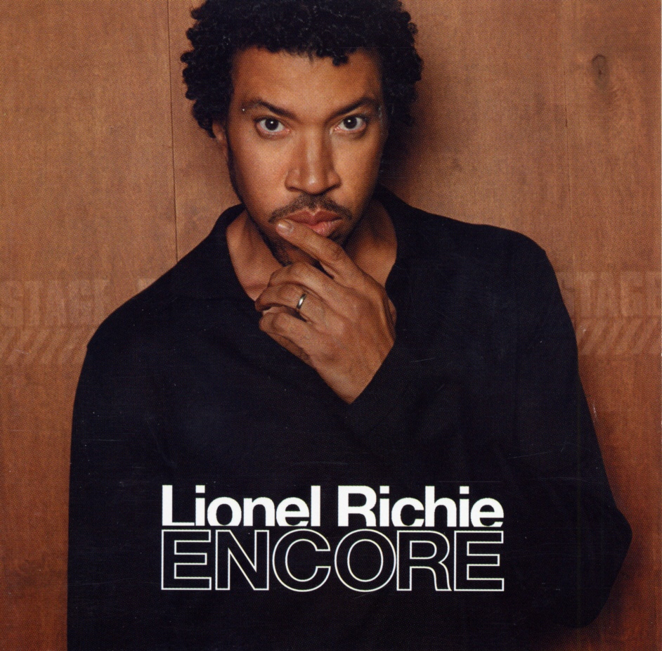 Cover: Running with the night, Lionel Richie