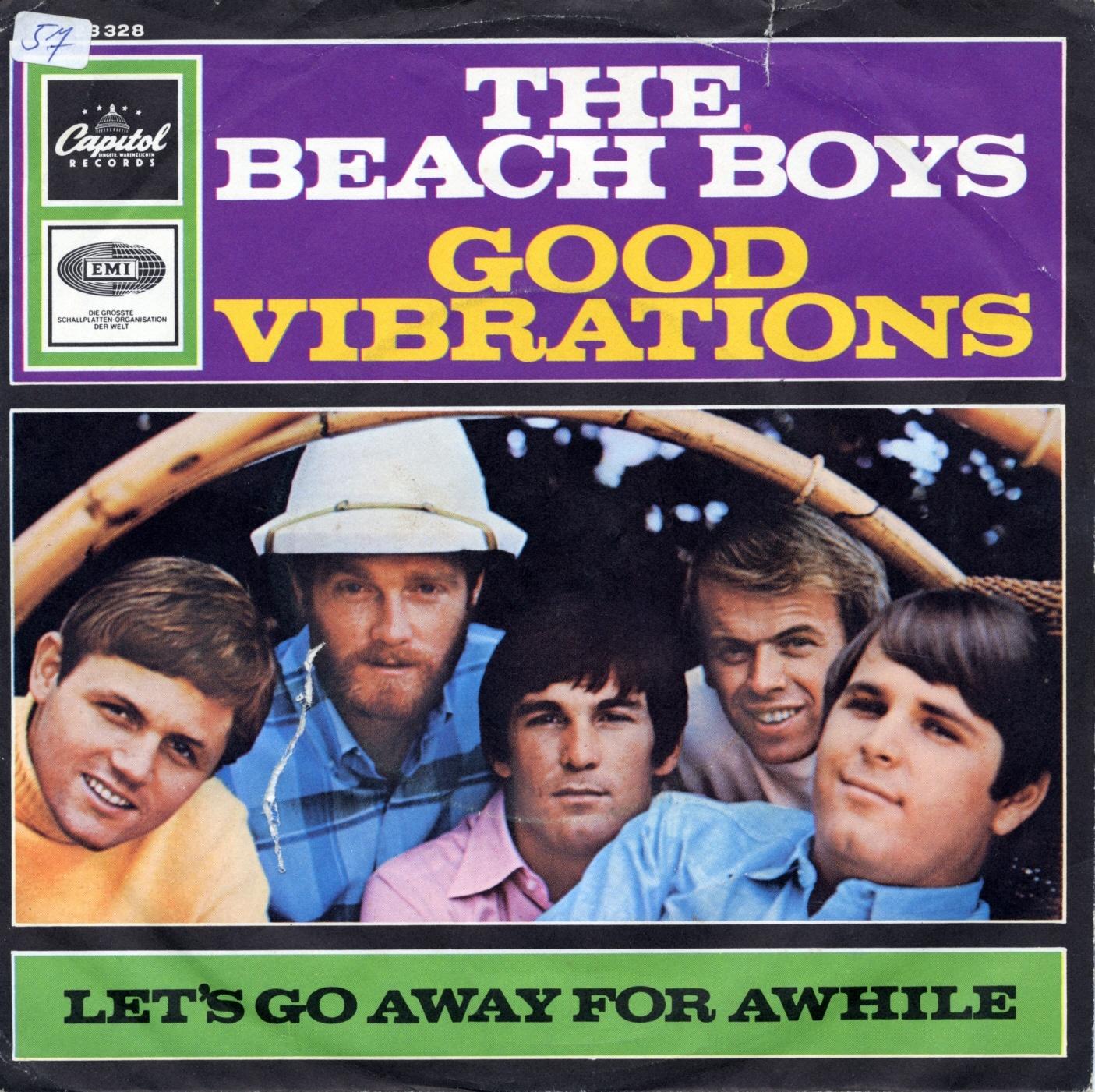 Good vibrations (Foto: The Beach Boys)