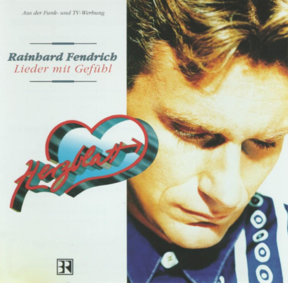 Cover: Weus'd a Herz hast wia a Bergwerk, Rainhard Fendrich