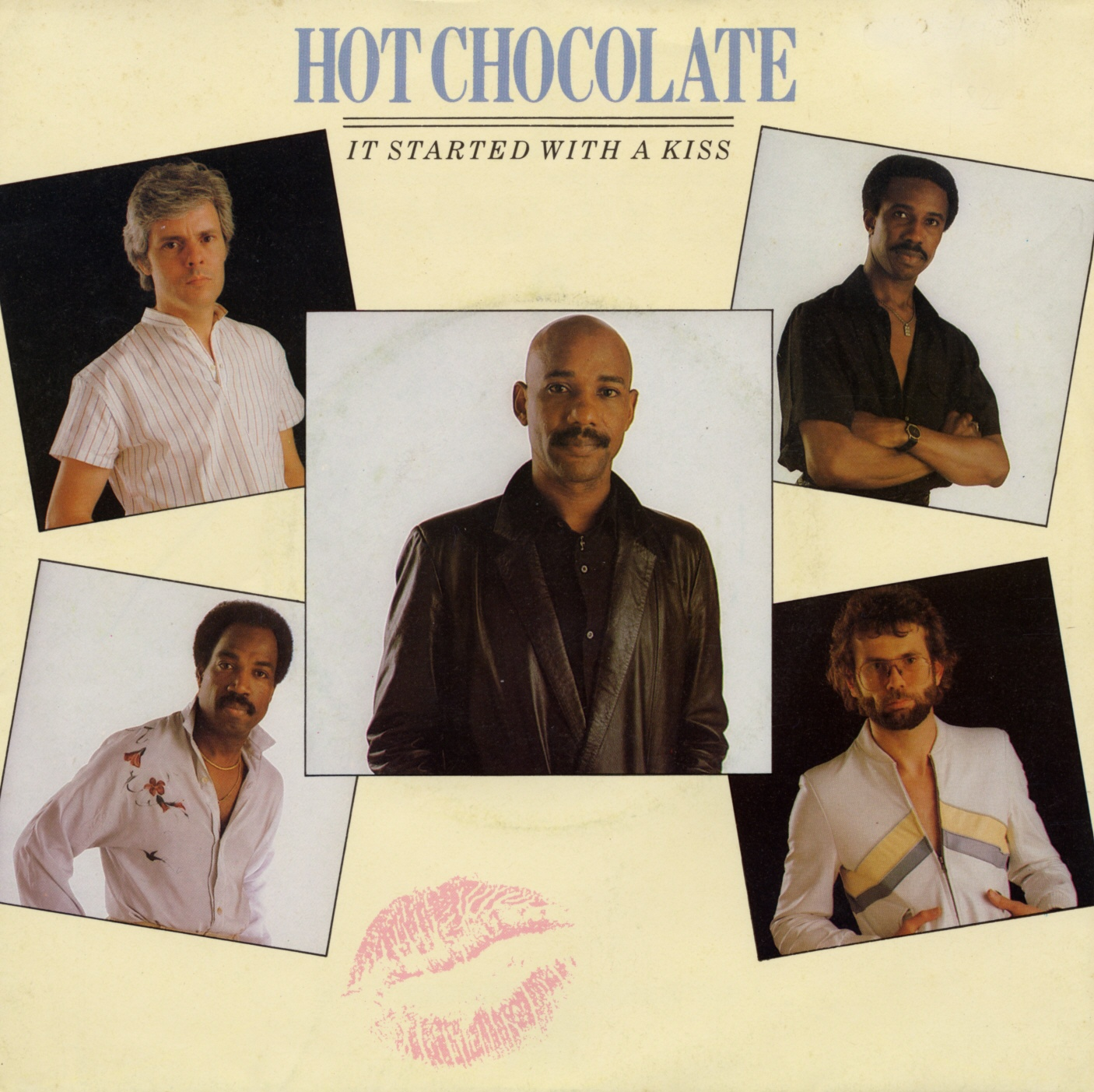 Cover: It started with a kiss, Hot Chocolate