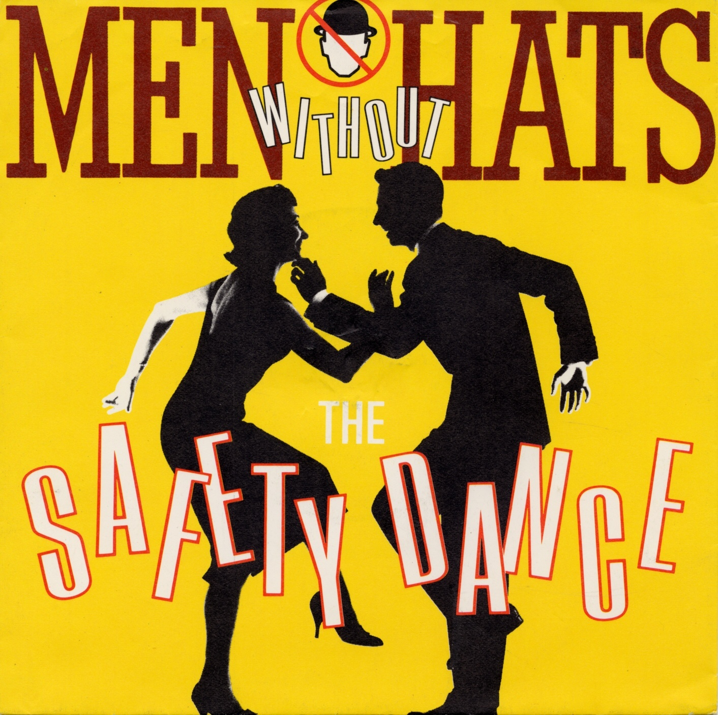 The safety dance (Foto: Men Without Hats)