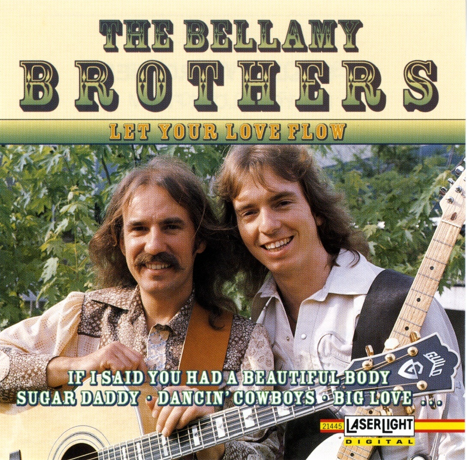 Let your love flow (Foto: The Bellamy Brothers)