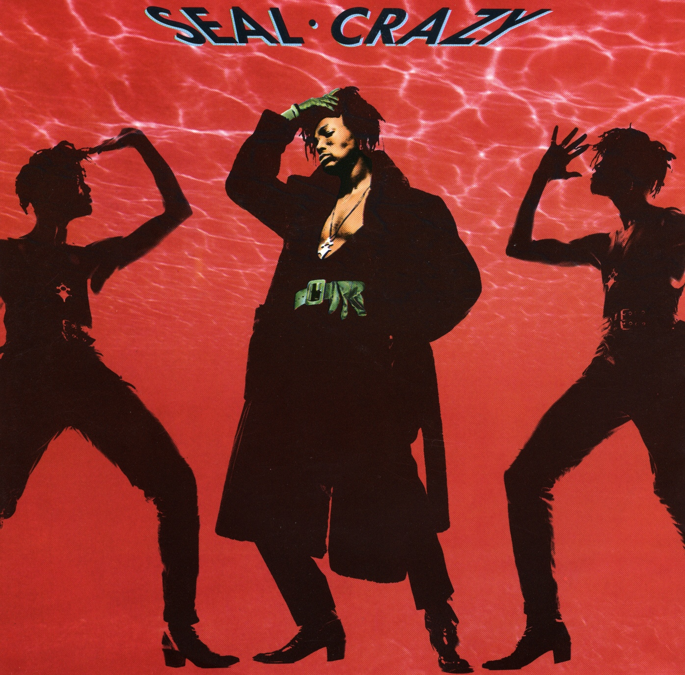 Cover: Crazy, Seal
