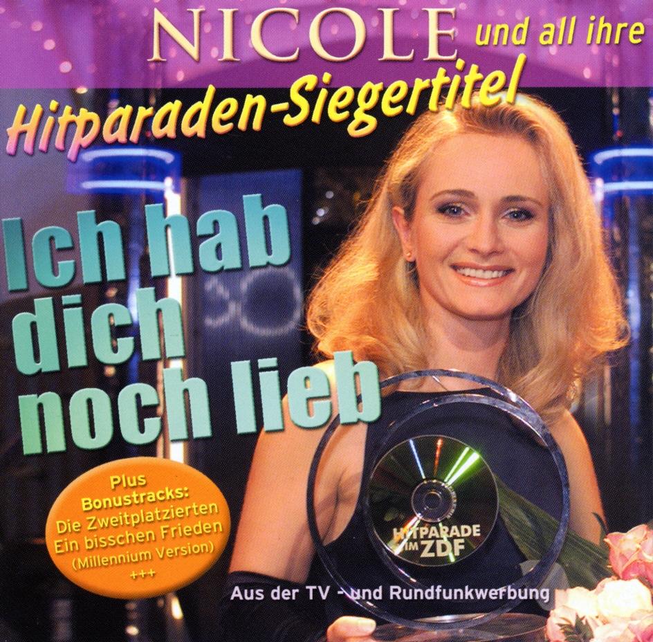 Cover: Flieg nicht so hoch mein kleiner Freund, Nicole