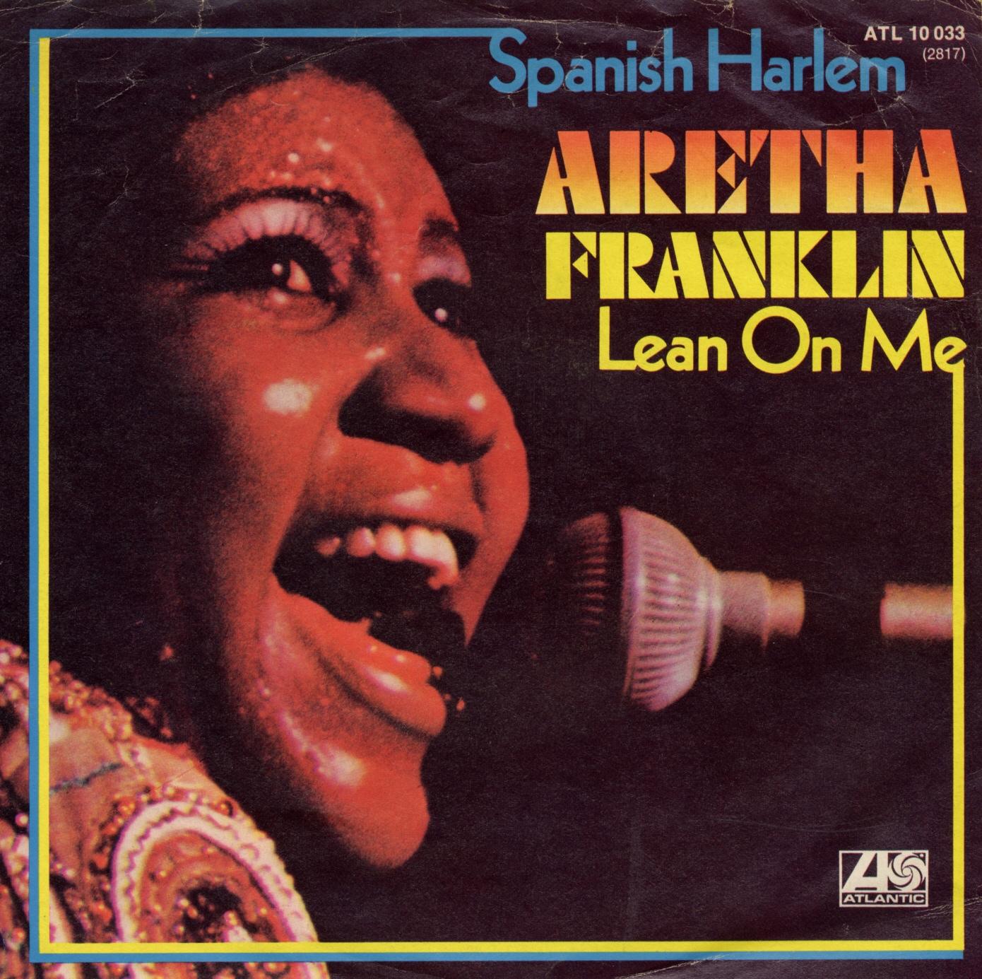 Resultado de imagen de aretha franklin lp spanish harlem