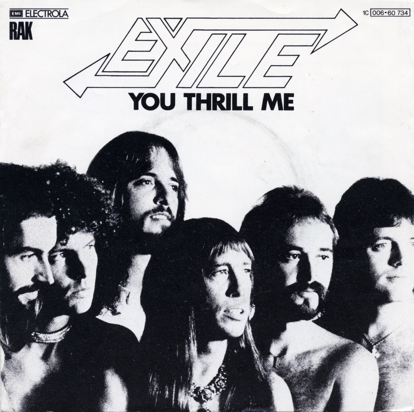 Cover: You thrill me, Exile