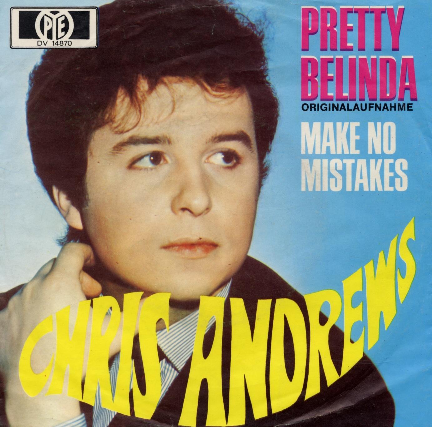 Pretty Belinda (Foto: Chris Andrews)