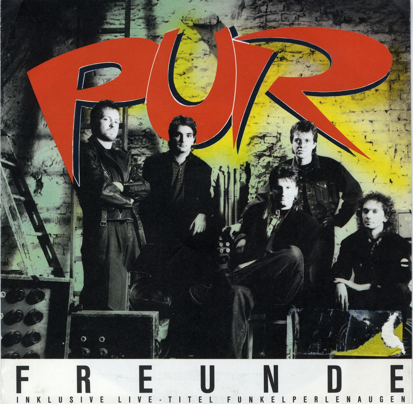 Cover: Freunde, Pur