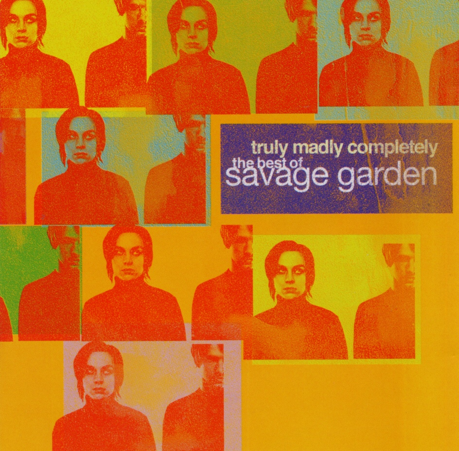 Cover: To the moon and back, Savage Garden