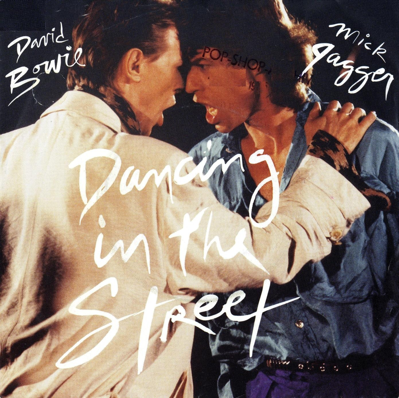 Dancing in the street (Foto: David Bowie)