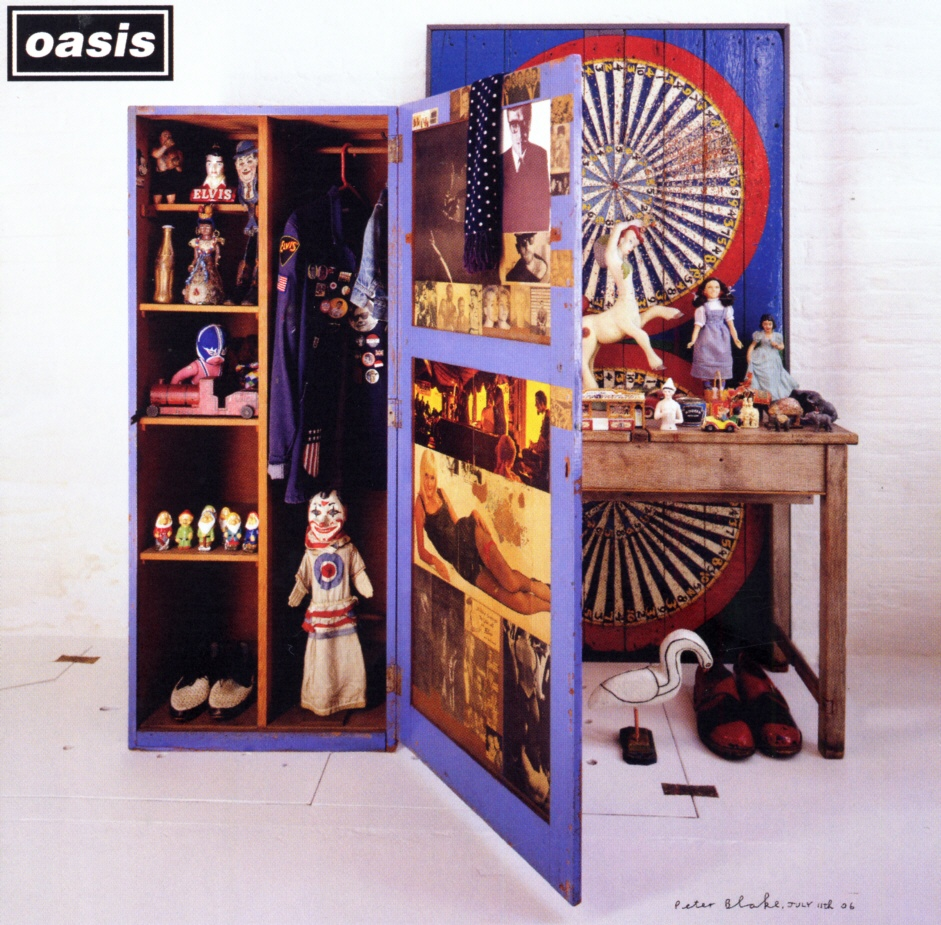 Cover: Don't look back in anger, Oasis