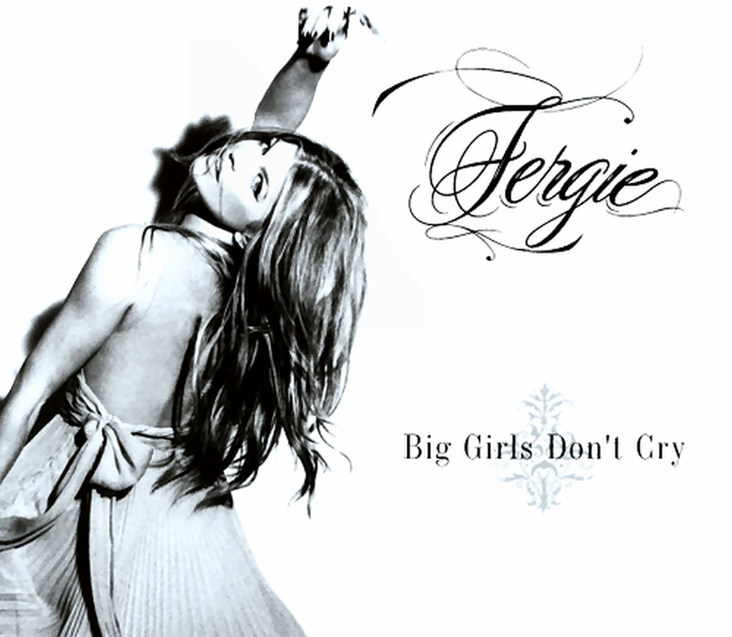 Cover: Big girls don't cry, Fergie