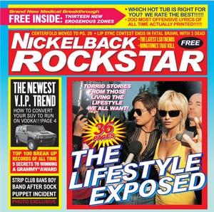 Rockstar (Foto: Nickelback)