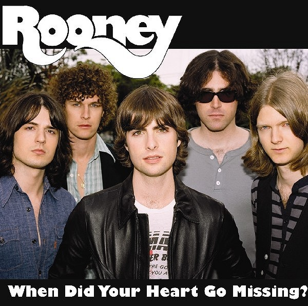 When did your heart go missing? (Foto: Rooney)