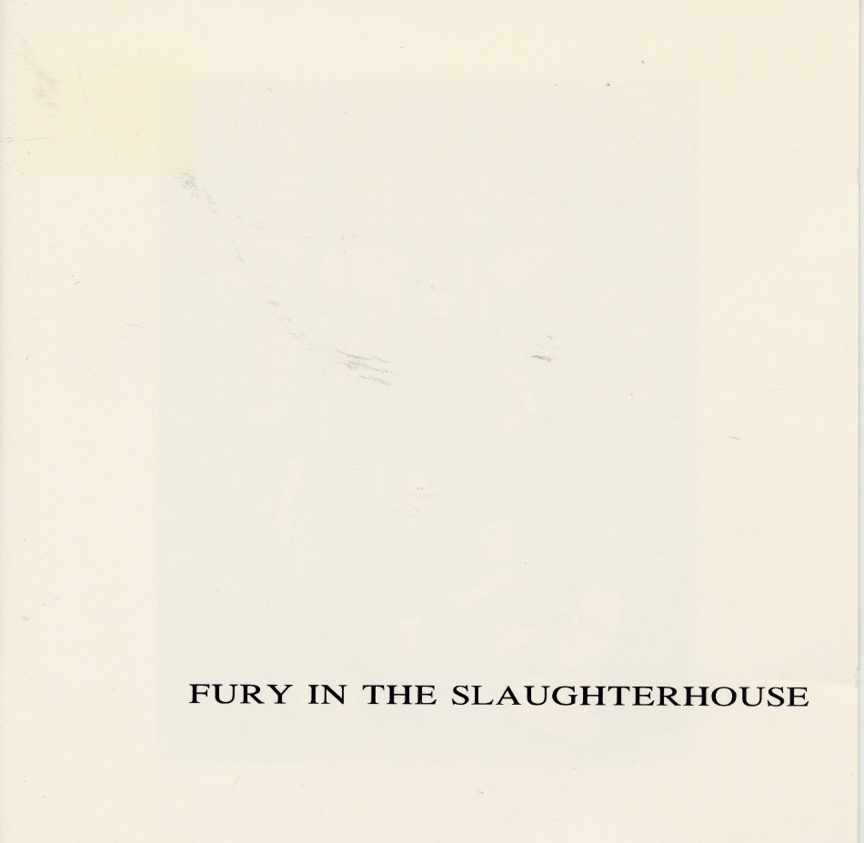 Time to wonder (Foto: Fury in the Slaughterhouse)