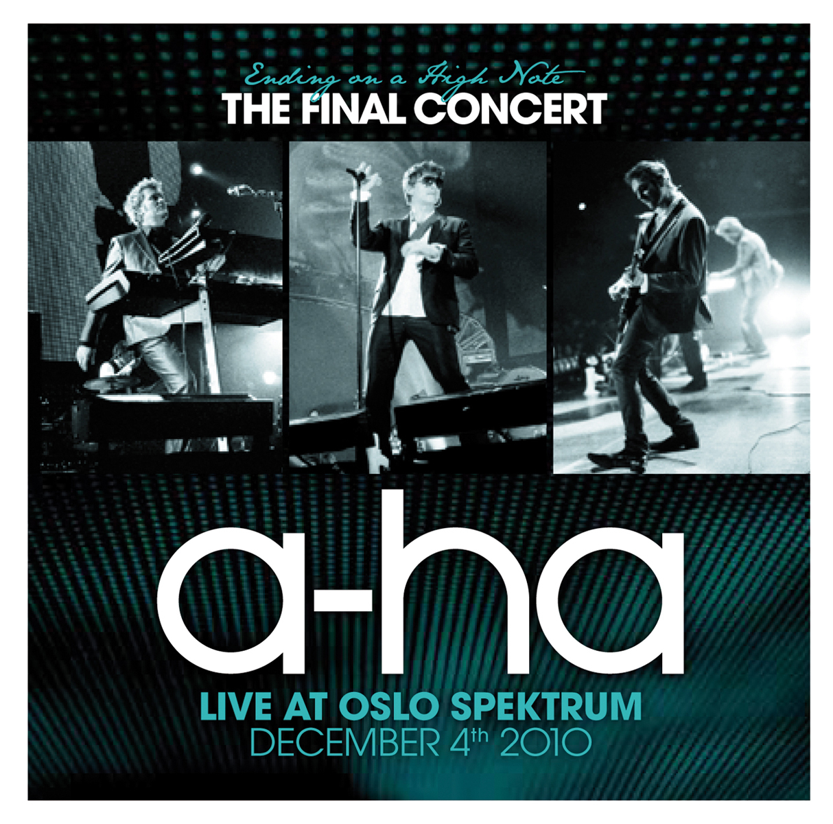 Cover: Hunting high and low, a-ha
