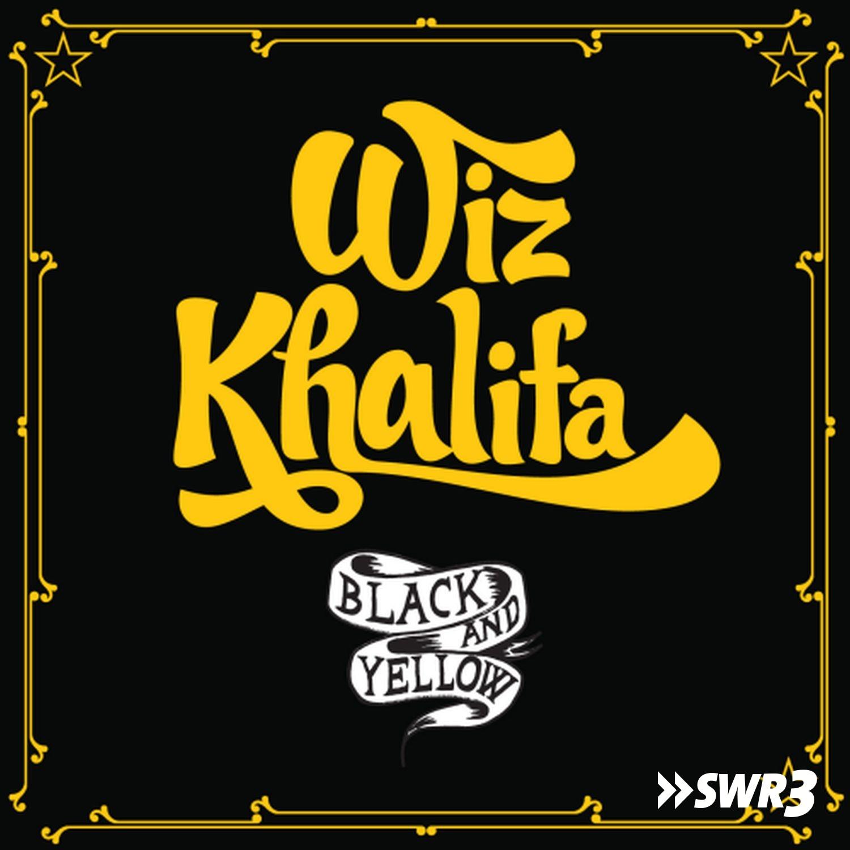 Black and yellow (Foto: Wiz Khalifa)
