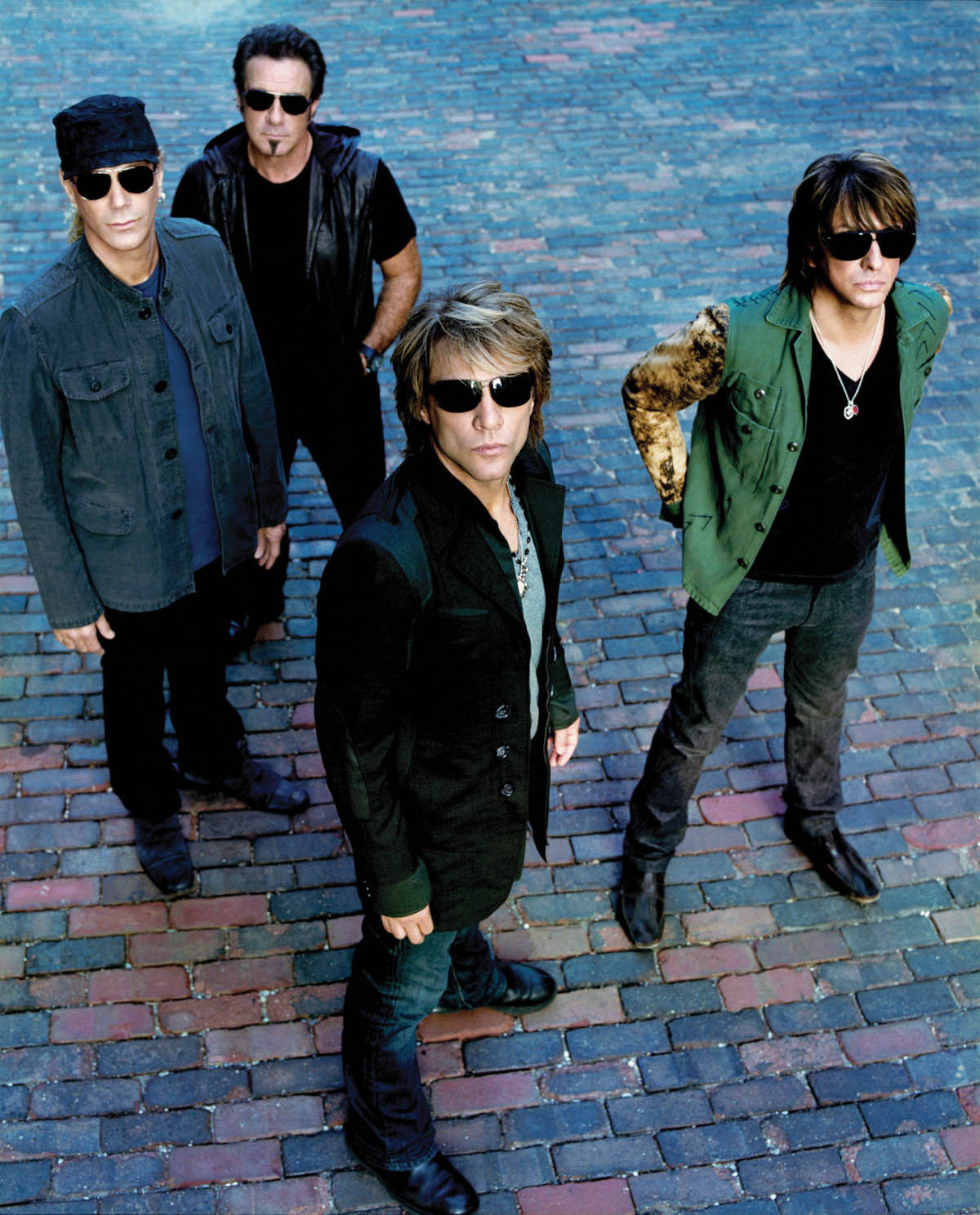 Cover: The more things change, Bon Jovi