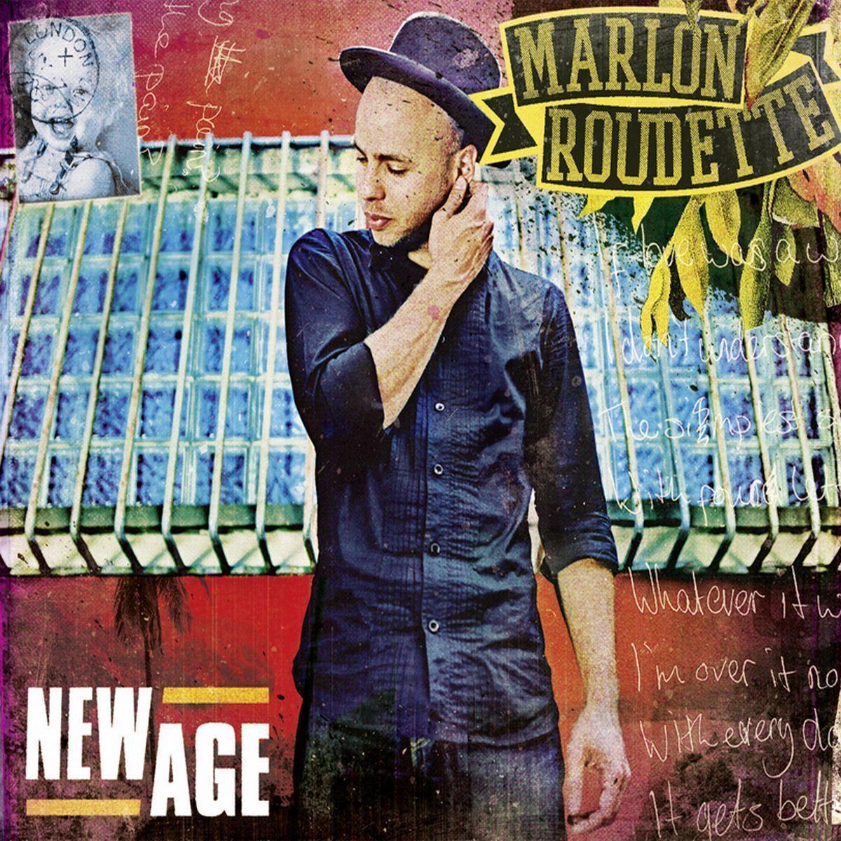 Cover: New age, Marlon Roudette