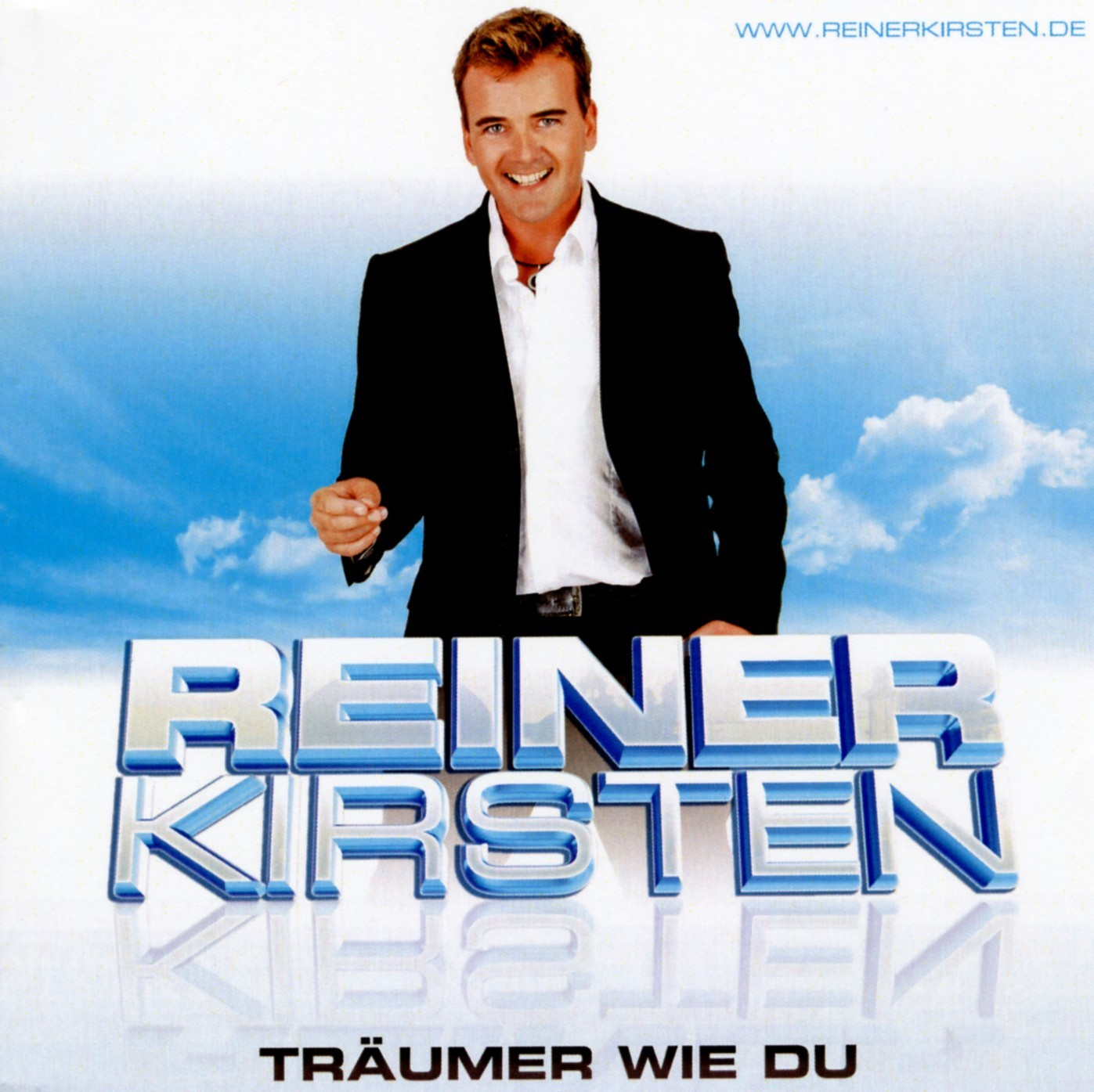 Cover: Träumer wie du, Reiner Kirsten