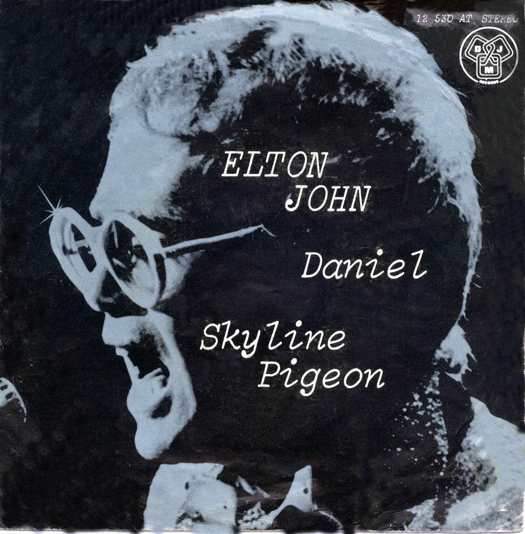 Cover: Daniel, Elton John