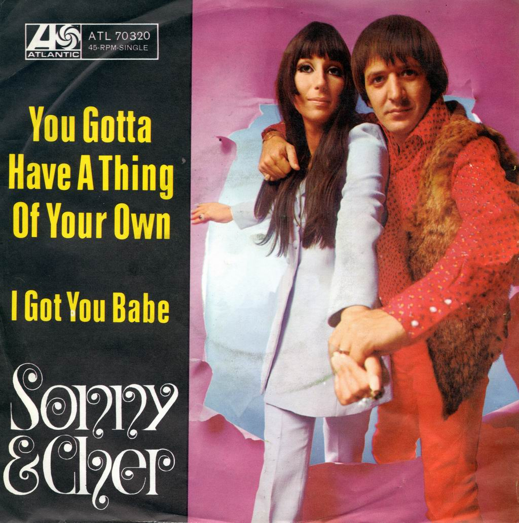 Cover: I got you babe, Sonny & Cher