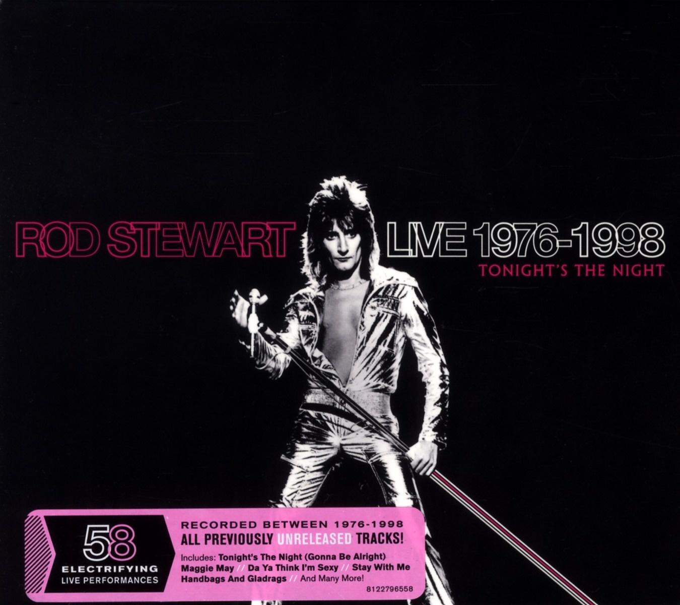 Tonight's the night (gonna be alright) (Foto: Rod Stewart)
