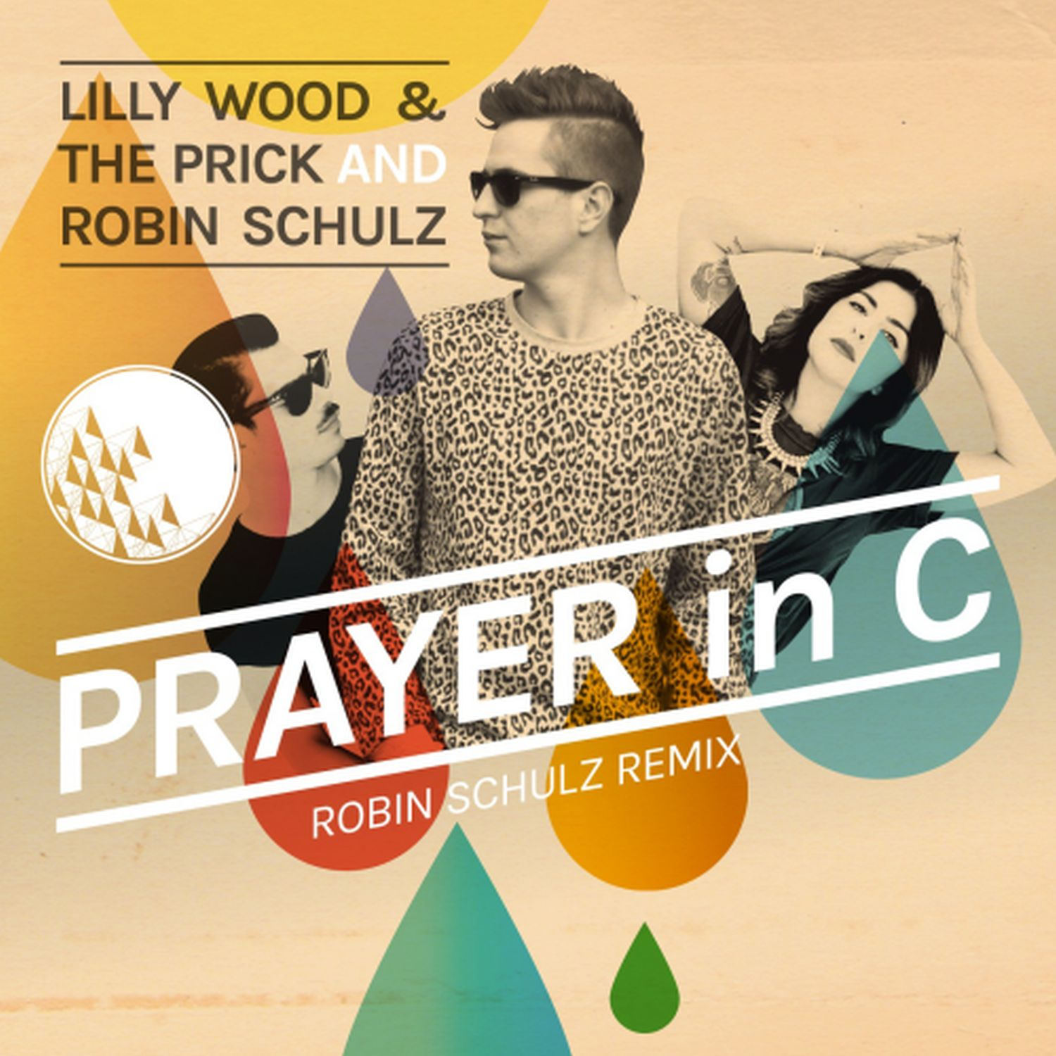 Cover: Prayer in C, Lilly Wood & The Prick and Robin Schulz