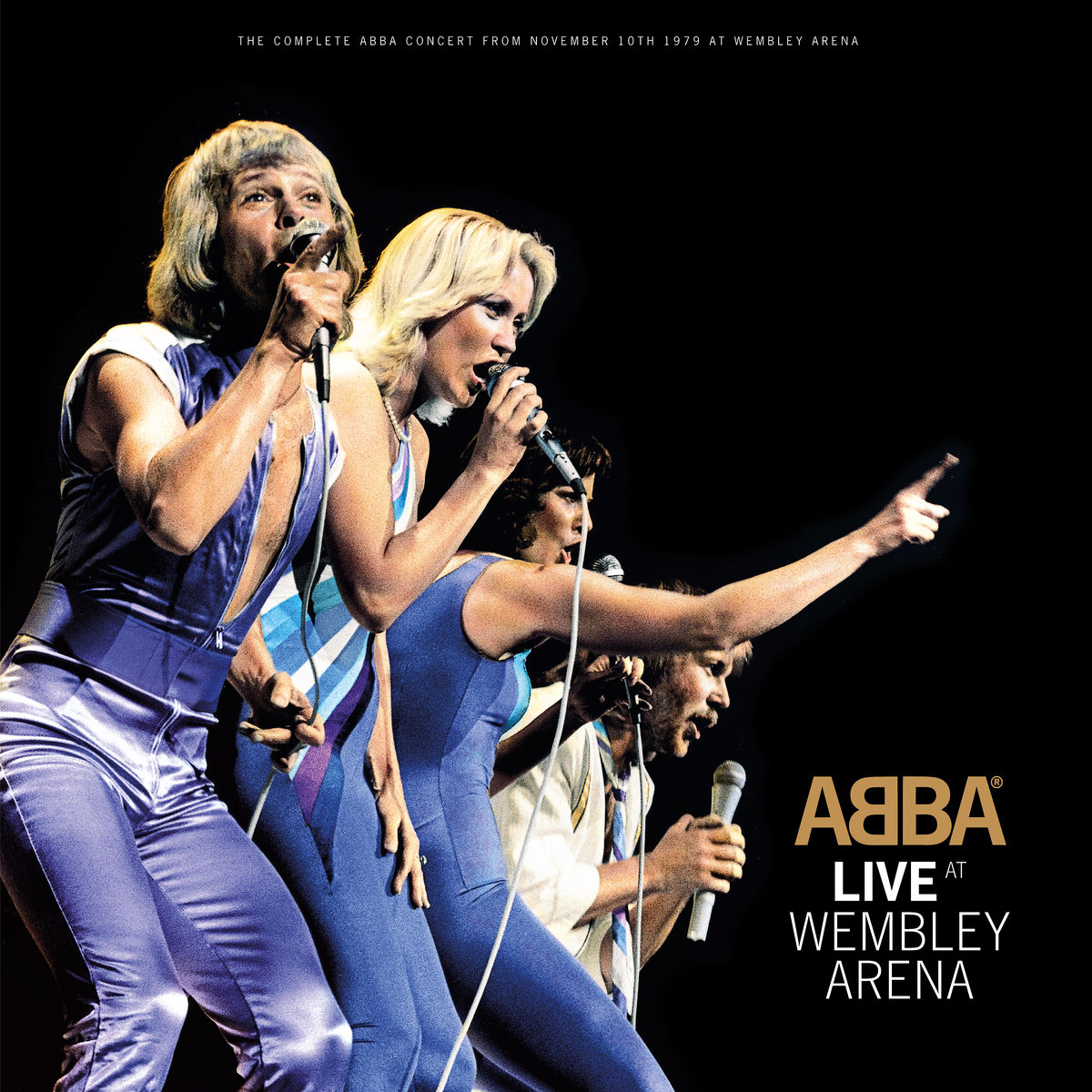 Cover: Gimme! Gimme! Gimme! (A man after midnight), Abba