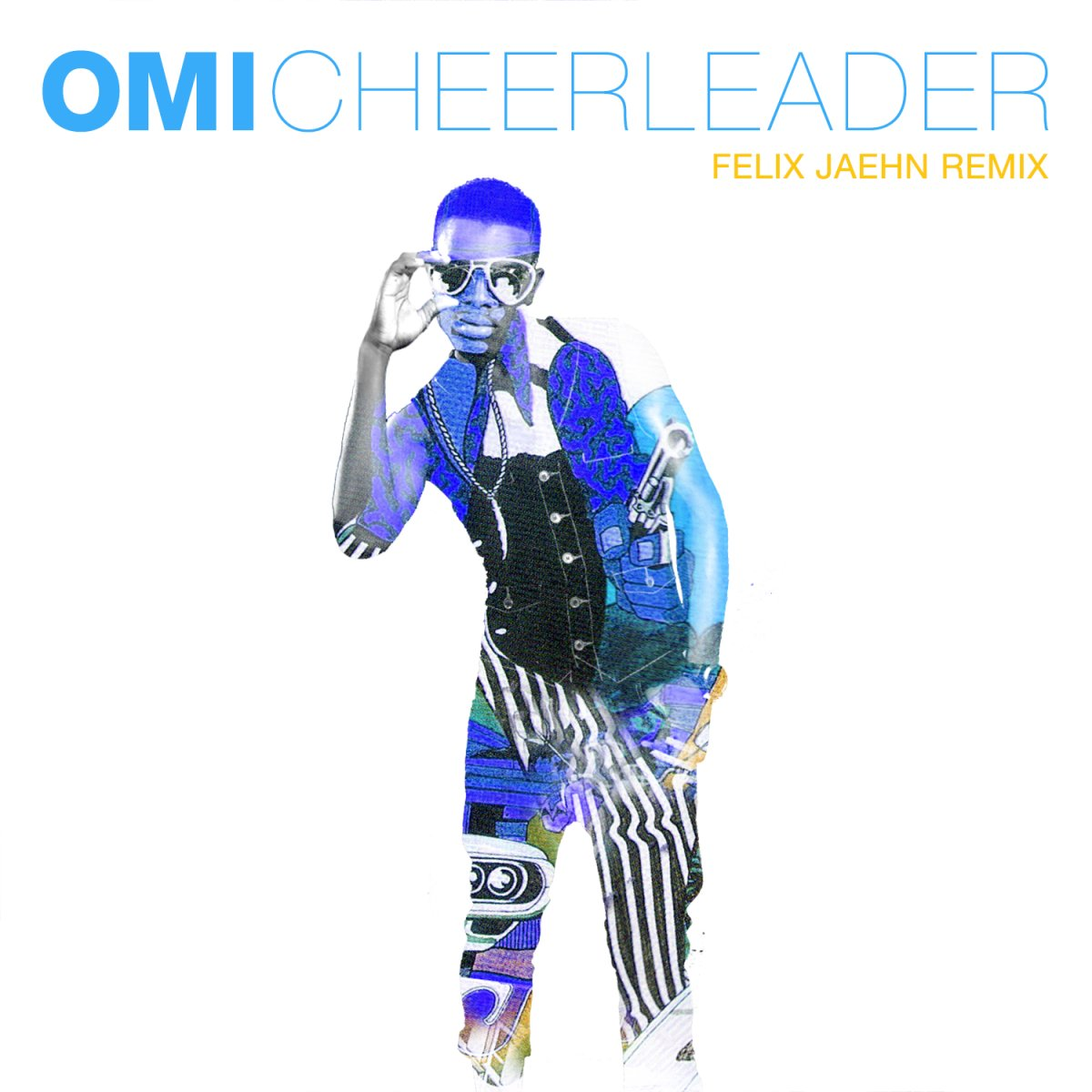 Cover: Cheerleader, Omi