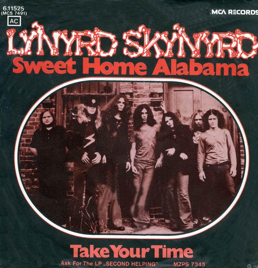 Sweet home Alabama (Foto: Lynyrd Skynyrd)