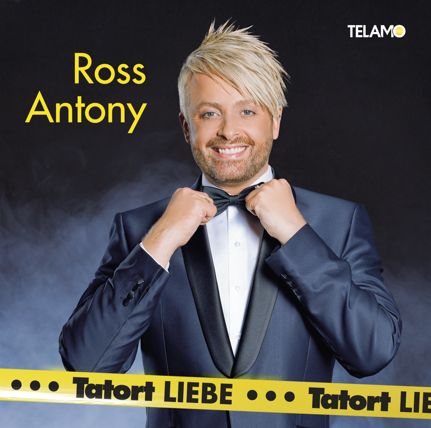 Cover: Tatort Liebe, Ross Antony