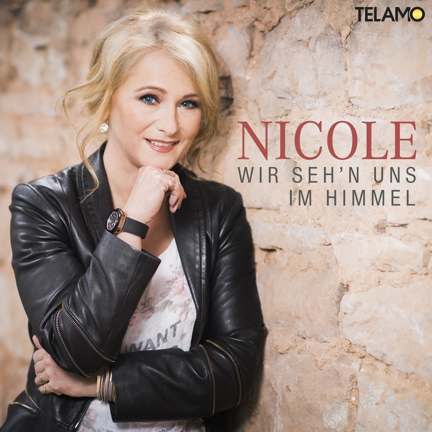 Cover: Wir seh'n uns im Himmel, Nicole