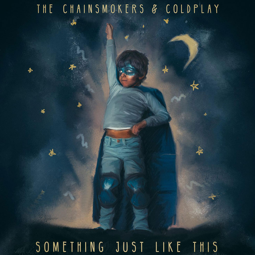 Cover: Something just like this, The Chainsmokers & Coldplay