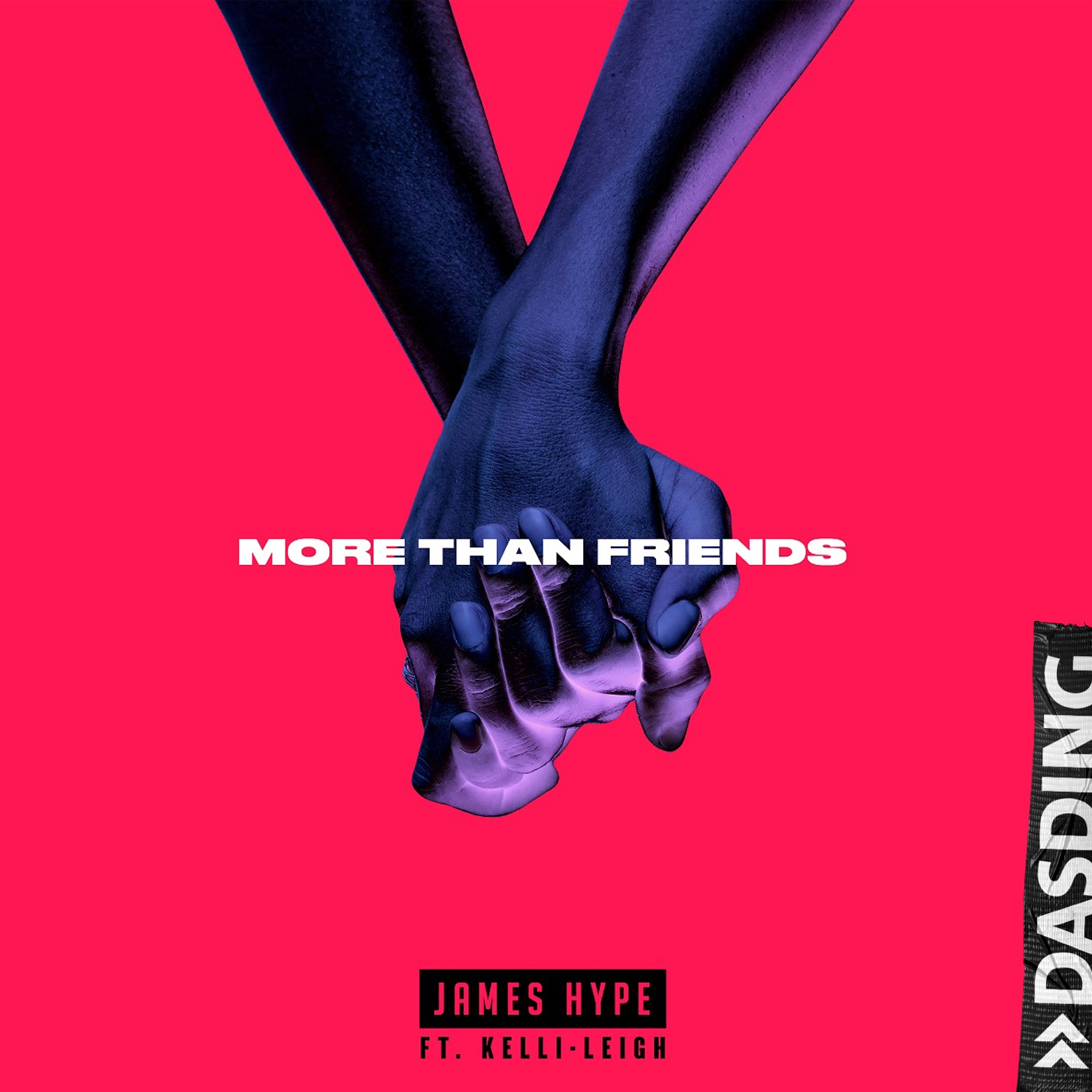 More than friends (Foto: James Hype)