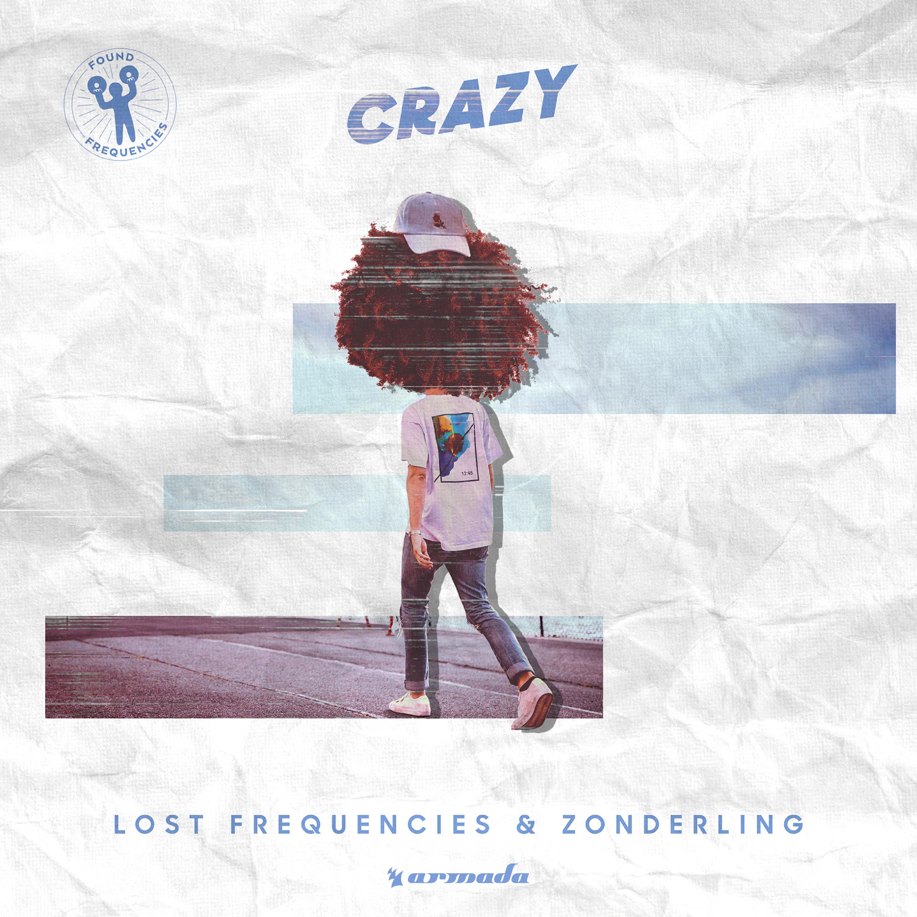 Cover: Crazy, Lost Frequencies