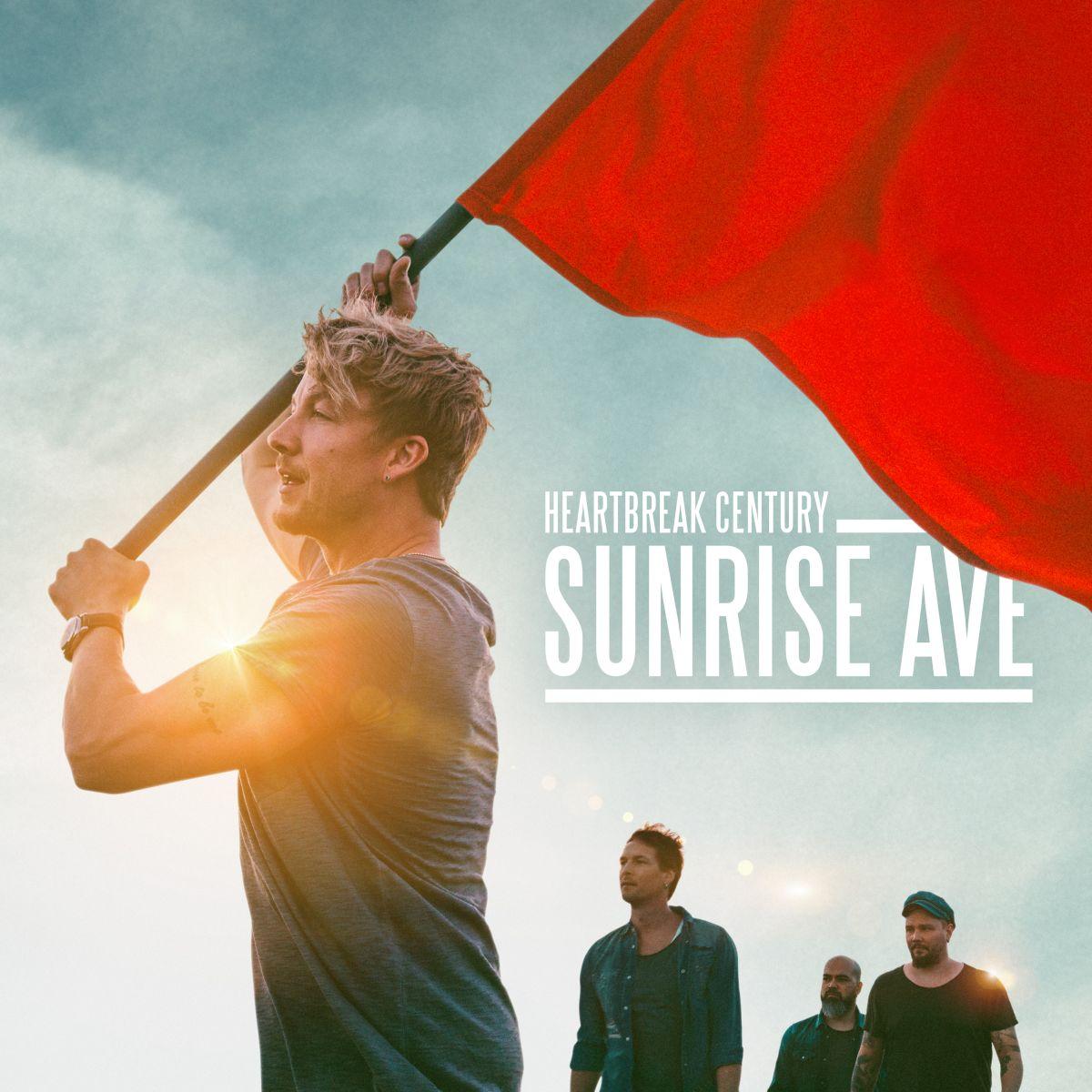 Cover: Heartbreak century, Sunrise Avenue